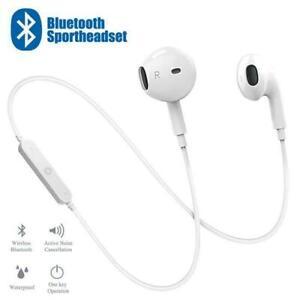 Wireless Bluetooth Headphones Sports Premium Earphones for Samsung IOS UK