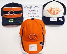 quality design 7a229 e30ee Chicago Bears Womens Sample Hat Lot Size OSFM