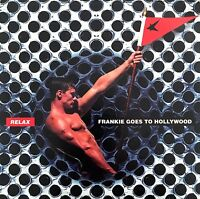 Frankie Goes To Hollywood CD Single Relax - France (EX/VG+)