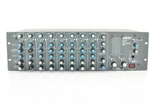 Ashly MX-508 Stereo 8 Channel Analog Mic/Line Mixer