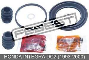 Front Brake Caliper Repair Kit For Honda Integra Dc2 (1993-2000)