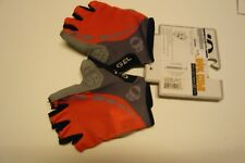 Pear Izumi Red Select Gel Hand Gloves M 1 Pair New