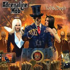 ADRENALINE MOB - WE THE PEOPLE   CD NEU