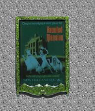 WDI Disneyland Haunted Mansion Poster - DISNEY Pin LE 300