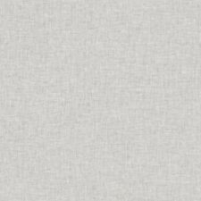 3x Arthouse Linen Texture Light Grey Wallpaper 676006