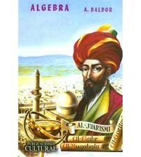Algebra de Aurelio Baldor (Spanish) - Paperback - NEW Book