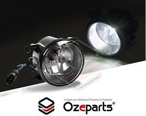 Upgrade Set Pair Fog Light Driving Lamp V2 LED For Suzuki SX4 06~10 4Dr SEDAN