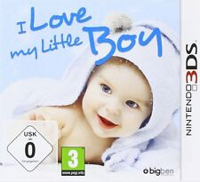 Nintendo 3DS Game I Love My Little Boy 2DS Compatible NEW