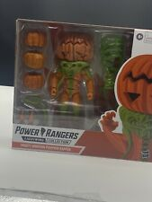 "Power Rangers Lightning Collection 6"" Figure Deluxe Pumpkin Rapper"