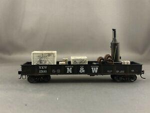 ERTL - Norfolk & Western - 40' Gondola # 17249 w/Load & Kadees
