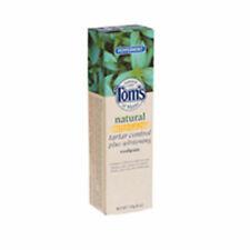 Toms De Maine Antiplaque Et Blanchissant Naturel Toothpas