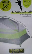 NEW - Nemo Dagger 2P Backpacking Tent - NEW