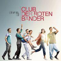 CLUB DER ROTEN BÄNDER-STAFFEL 2   CD NEU