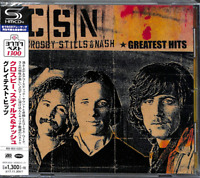 CROSBY.STILLS & NASH-GREATEST HITS-JAPAN SHM-CD C41