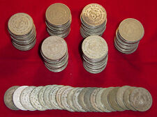 Lot Of 20 Mexican 10% Silver Pesos - 1957 To 1967 - L@@K