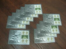 10x Ms2147 Stamp Show Her Majesty'S Stamp Miniature Sheet 2000 Mnh