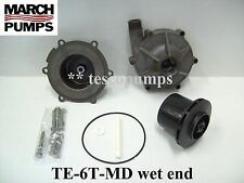 March TE-6T-MD wet end kit 0153-0056-0100