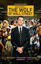 The Wolf of Wall Street, 11 x 17 Movie Poster - Style C
