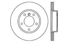 Centric Parts 125.34029 Front Premium Brake Rotor