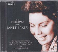 Janet Baker - Legendary Dame Janet Baker CD 070