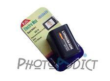 iBAT BN-V615 - 1900mAh Batterie compatible JVC Caméscope