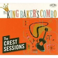 The King Baker's Combo CD The Crest Sessions - Rockabilly - 1 Crazy Cavan cover
