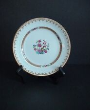 Vintage Rorstrand Sweden Lotus Bread Plate Chinoiserie