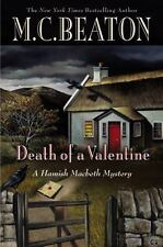Death of a Valentine by M. C. Beaton (2010, Hardcover)