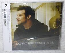 Roch Voisine Confidences Taiwan CD w/OBI