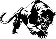 "Black Panther Decal Wild Cat Wall Car Laptop Bike Vinyl Sticker 6"""