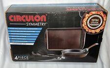 NEW Circulon Symmetry 4 Piece Cookware Set