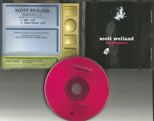 SCOTT WEILAND BarBarella w/ RARE EDIT PROMO CD Single STONE TEMPLE PILOTS dj