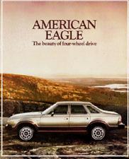 AMC Eagle Electronic PDF Car Brochure (code 44) 1980 usa