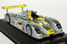 Ixo 1/43 Scale - LMM002 Audi R8 Team Joest Le Mans 2001 #2 Diecast model car