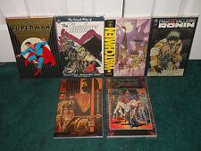 Superman Archives Vol. 1 / The Shadow / Watchmen / Ronin / Green Arrow DC Trade