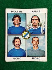 CALCIATORI 1979-80  397 MATERA PICAT RE-APRILE-FLORIO-TROILO Figurina Panini NEW