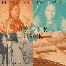 Brother Hawk, Red Tail Chasing Hawks, Acceptable