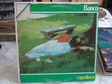 Banco Capolinea 1980 Franceso Di Giacomo ORL8506 perfetto nessun segno