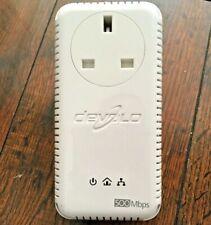 Devolo dLAN 500 AVplus 500 Mbps Ethernet Powerline Adapter  MT:2164 add-on