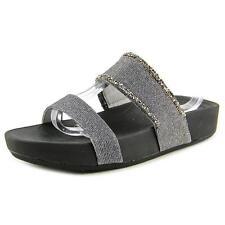 NEW BareTraps Women's Giana Platform Jewels Silver Comfortable Sandal Shoes Sz 7