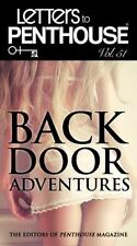 Letters to Penthouse : Backdoor Adventures by Penthouse Audio Staff and...