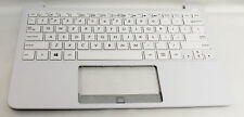 """90NL0731-R31US0 ASUS PALMREST COVER W/ KEYBOARD US WHITE X205TA-1A SERIES """"NEW"""""""