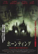 THE HAUNTING:Liam Neeson- Original Japanese  Mini Poster Chirash