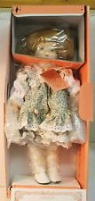 Kingstate The Dollcrafter Collector Doll Spring 2160 New in Box