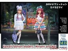 Master Box 35187 1:35th escala Kawaii Moda líderes Minami y Mai