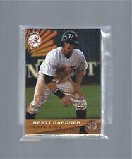 Brett Gardner – 2006 Tampa Yankees Baseball Card Team Set – NY Yankees