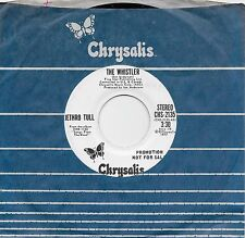JETHRO TULL  The Whistler  rare promo 45 from 1977