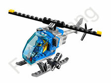 LEGO 60097 City Square TV Helicopter & Pilot (Split from 60097)