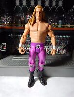 Triple H WWE MATTEL Basic Summer Slam Heritage Series WWF WRESTLING FIGURE