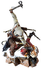 The Last Breath Statue Assassin Creed AC III Connor Collectible Charater Figure